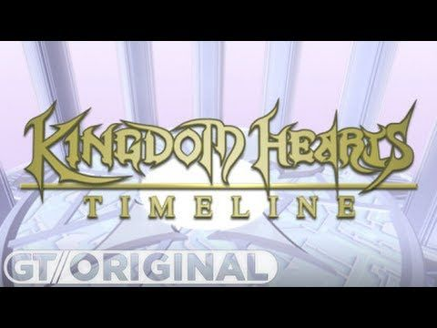 Video that explains the timeline for Kingdom Hearts