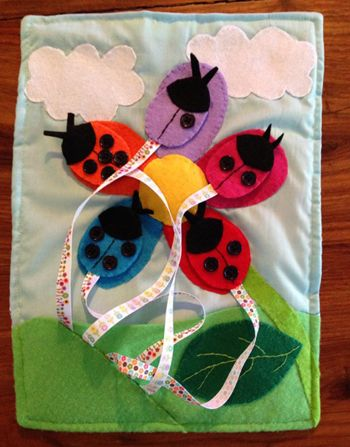 A blog about quiet books, activity books, busy books, felt books. Free patterns, templates, and printables.