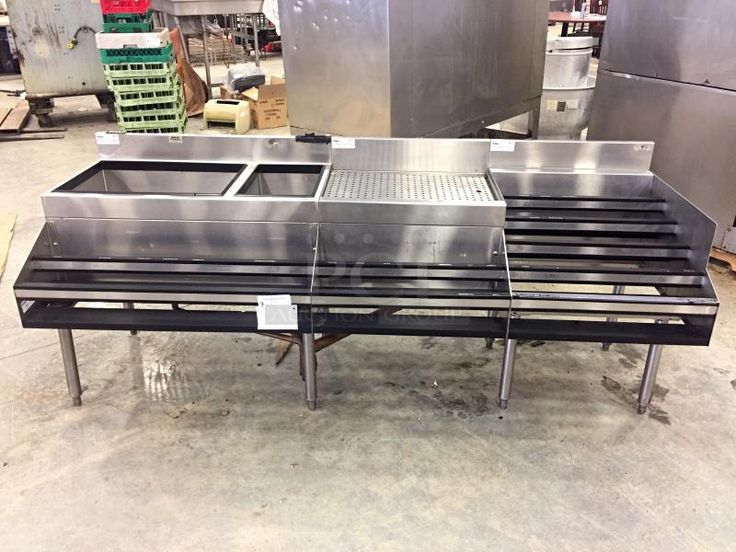 Unique Used Stainless Steel Commercial Kitchen Cabinets