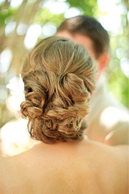 Wedding Updos For Short Hair Wedding Updos For Short