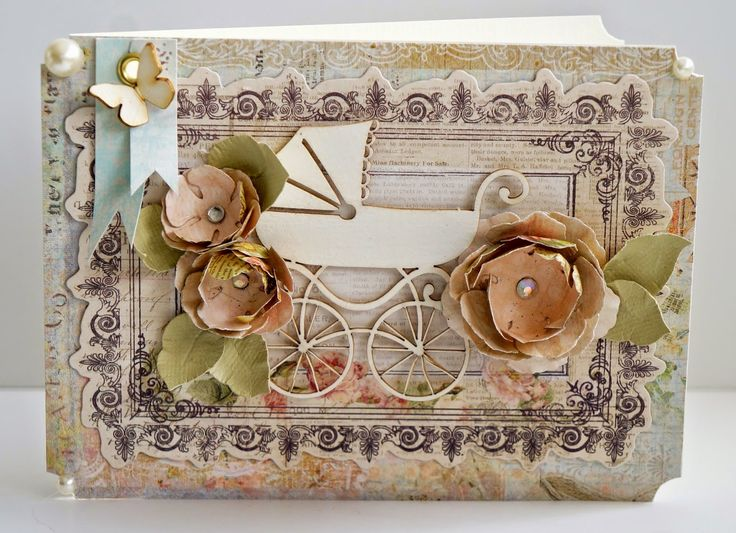 Baby Buggy Card