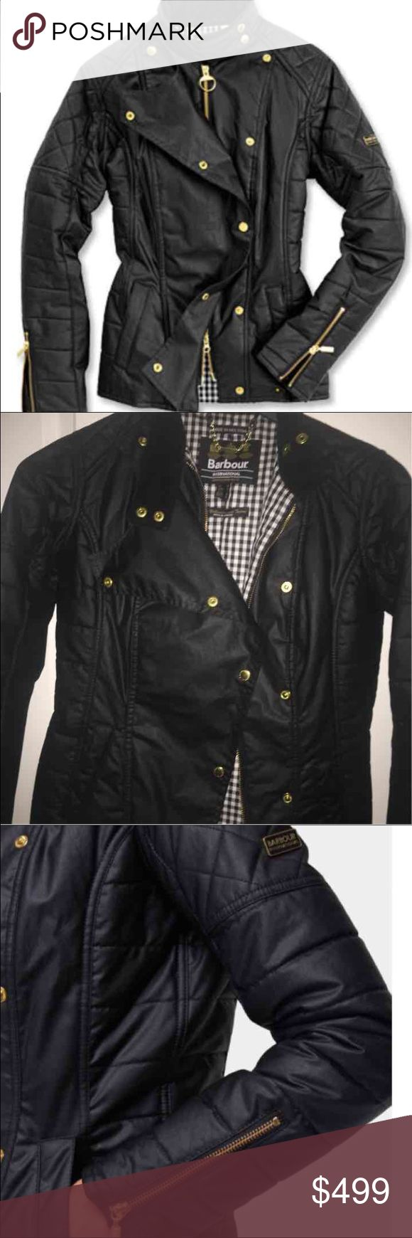 Sold Out Barbour Jacket Gorgeous Barbour jacket retails $700, brand new. Barbour Jackets & Coats Utility Jackets