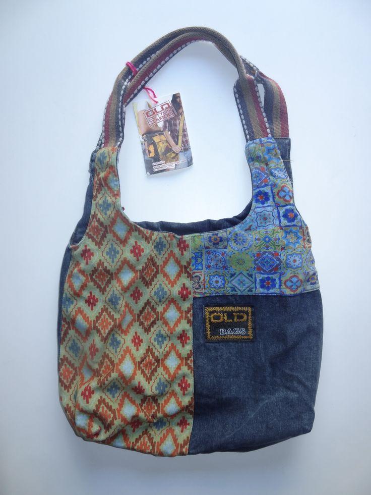 Old Cotton Cargo Bag - BAG#9 (49,- €)