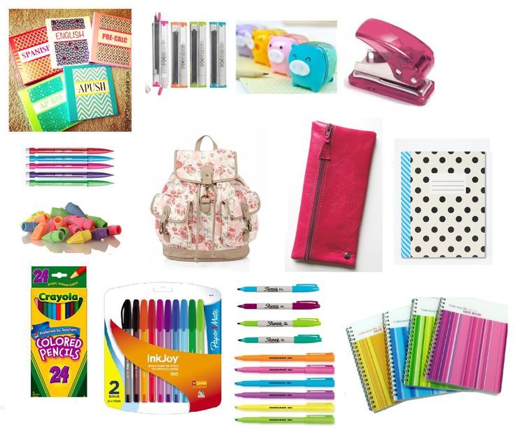my school supply it list school pinterest school supplies and schools. Black Bedroom Furniture Sets. Home Design Ideas