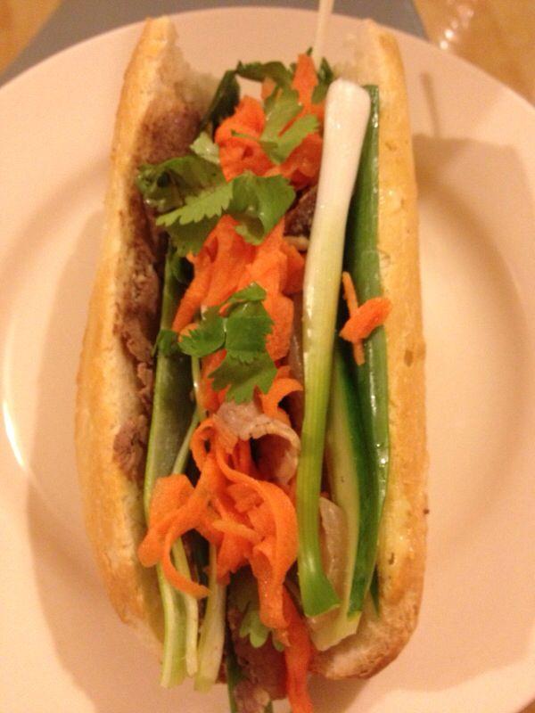 Traditional vietnamese pork roll recipe