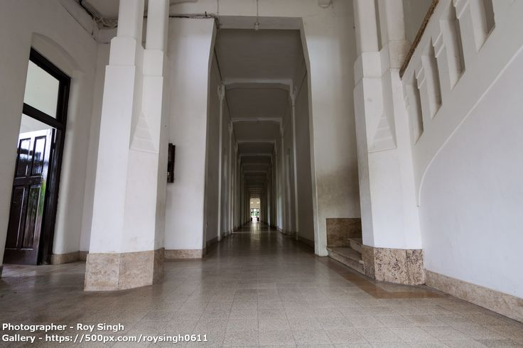 """Lawang Sewu (""""Thousand Doors"""") is a landmark in Semarang, Central Java, Indonesia, built as the headquarters of the Dutch East Indies Railway Company. The colonial era building is famous as a haunted house, though the Semarang city government has attempted to rebrand it. Lawang Sewu was designed by Cosman Citroen, from the firm of J.F. Klinkhamer and B.J. Quendag... #architecture #asia #building #centraljava #city #cityscape #dutch #history #indonesia #java #lawangsewu #old #semarang #travel"""