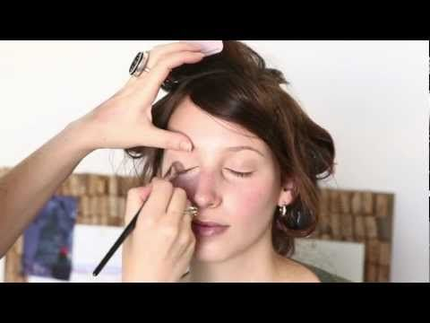 How-to: Vintage-inspired makeup!
