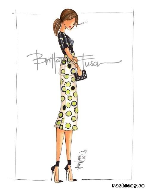 Brittany Fuson Dresse Pinterest