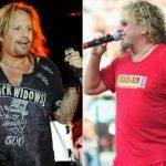 VINCE NEIL AND SAMMY HAGAR PLANNING TOUR TOGETHER