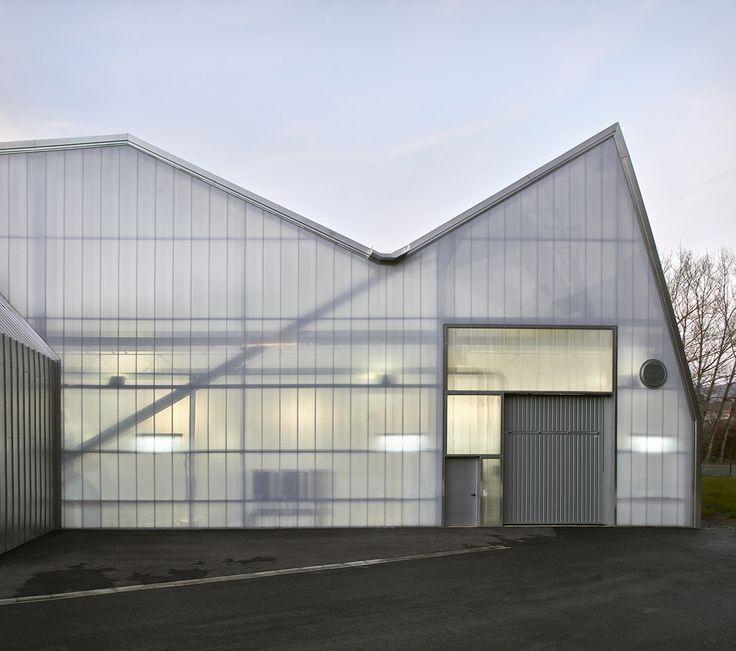 Gallery of Sewage Treatment Plant of San Claudio / padilla nicás arquitectos - 7