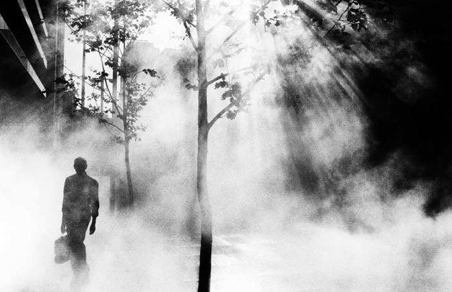 Trent Parke is a very prolific street photographer, but not as well known in the U.S. I find his work inspiring.