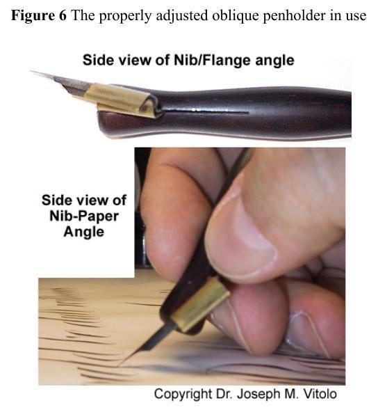 <b>calligraphy</b> nib & oblique pen