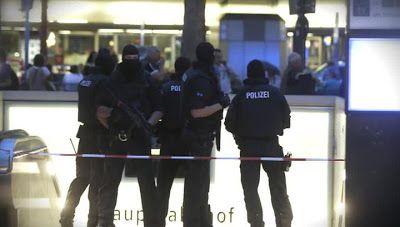 Новости - 24: Спецназ не прилетел на Мюнхенскую перестрелку из-з...
