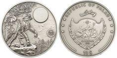 Silver coins of the world. Серебряные монеты мира