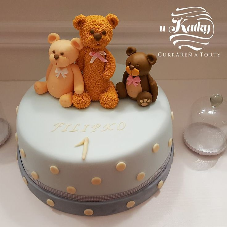Torta s medvedíkmi / Cake with bears