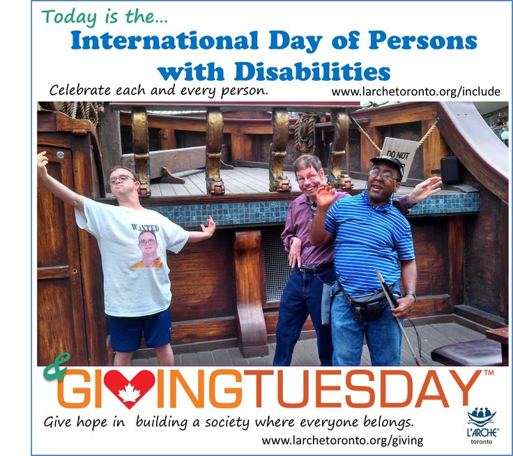 Feeling the shopping burnout from Black Friday and Cyber Monday? Relax the senses with Giving Tuesday.  As today is also the International Day of Persons with Disabilities, let's give hope in the future of an inclusive society. Give now at http://www.larchetoronto.org/giving  #GivingTuesdayCA #Disabilities #larche #GivingTuesday