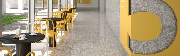 Dare to Be Different With Stunning Terrazzo Tiles     Beware - these tiles are not for everyone!.All the understated beauty of classic Terrazzo Tiles with none of the maintenance. When we make...