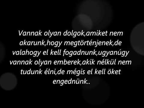 ♥ ♥ Gondolj néha rám ♥ ♥ ... - YouTube