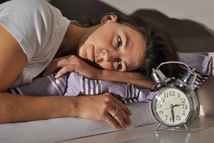 Beschwerden in der Schwangerschaft: Schlaflosigkeit