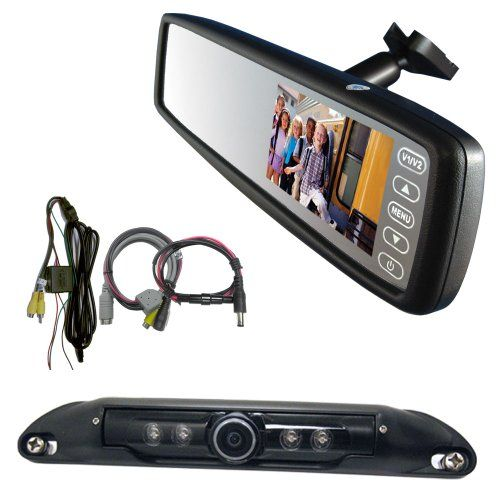 Cheap Rear View Mirror/4.3 Monitor Combination Backup Camera System w/One (1) License Plate Camera for Pick-up Mini Vans Trucks SUVs RVs Trucks Trailers Bus Sedans Etc https://wirelessbackupcamerareviews.info/cheap-rear-view-mirror4-3-monitor-combination-backup-camera-system-wone-1-license-plate-camera-for-pick-up-mini-vans-trucks-suvs-rvs-trucks-trailers-bus-sedans-etc/