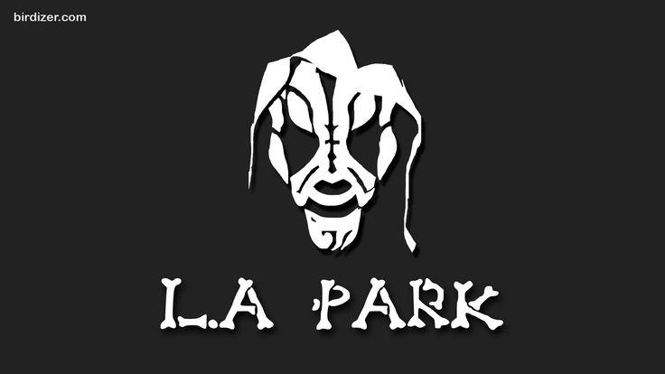 L.A Park máscara wallpaper