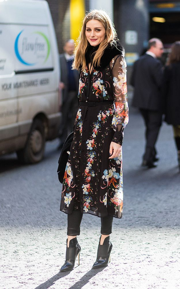 Are These Olivia Palermo's Best Fashion Month Outfits Ever? via @WhoWhatWear