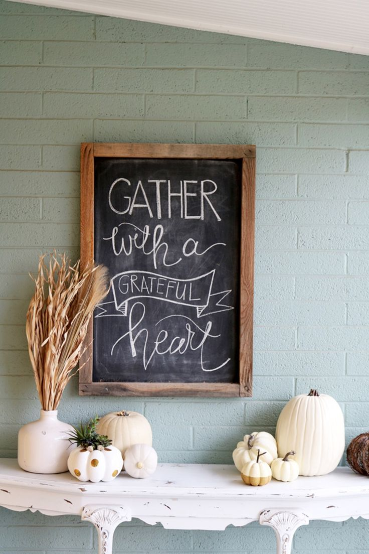 Fall decorating ideas that you quickly easily do quickly.