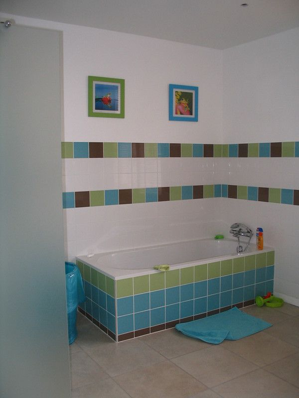 92 best Salle de bain enfants images on Pinterest | Bathroom ...
