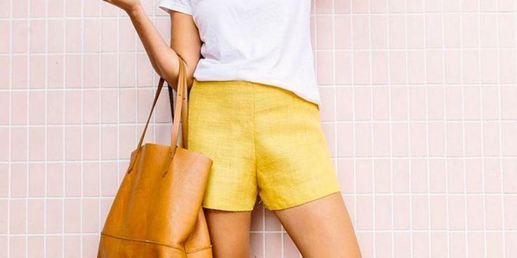 Coudre un short: les   beaux patrons de couture et DIY