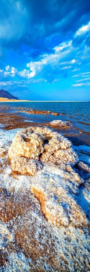 7. Dead Sea The Dead Sea has attracted visitors from around the Mediterranean basin for thousands of years. It was one of the world's first health resorts (for Herod the Great), and it has been the supplier of a wide variety of products, from asphalt for Egyptian mummification to potash for fertilizers. People also use the …