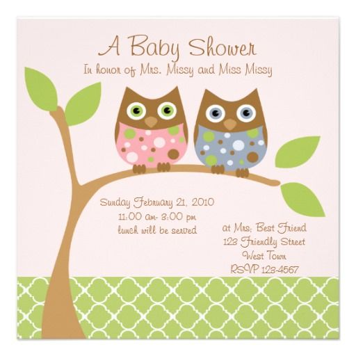 baby shower invitations by zazzle this soft pink baby owl invitation is a fun invitation