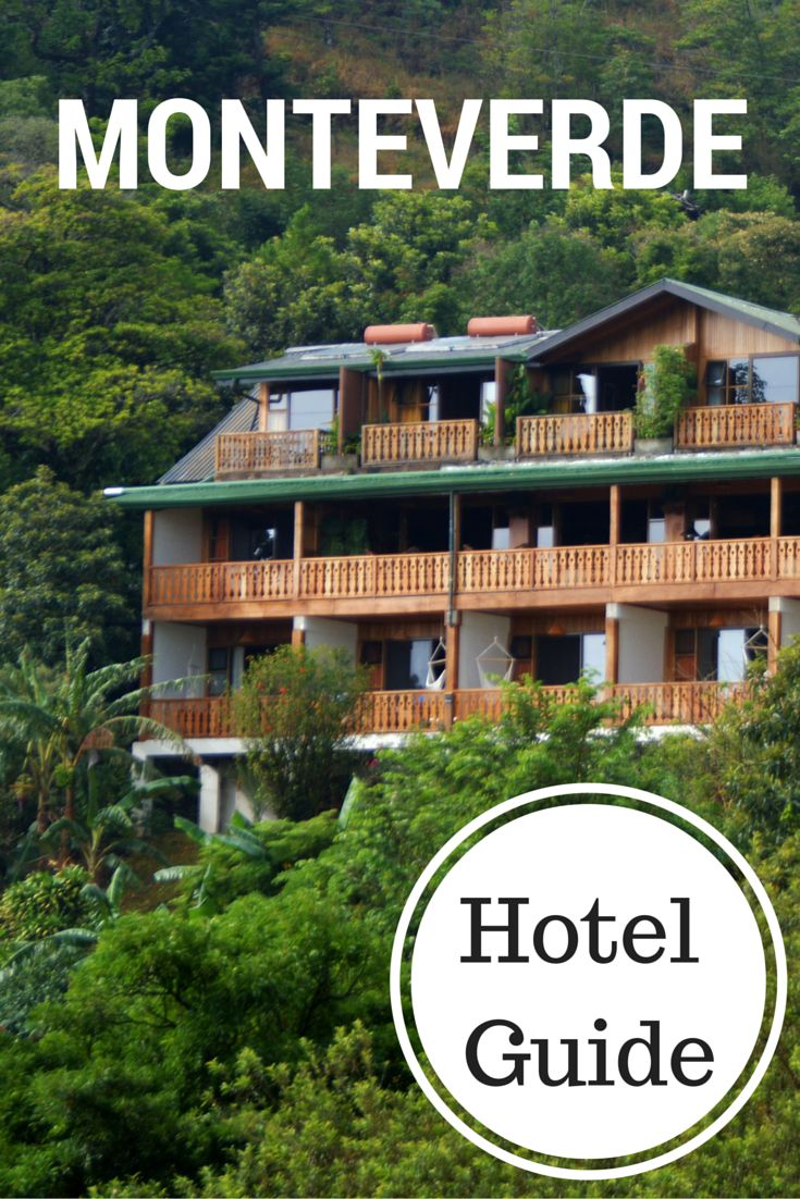 Find your perfect hotel in the Monteverde, Costa Rica with this guide. Includes 10 awesome hotels in Monteverde for all budgets. We've either stayed in each hotel or toured it with an eye towards our reader's needs so that you can find your perfect place in the cloud forest.