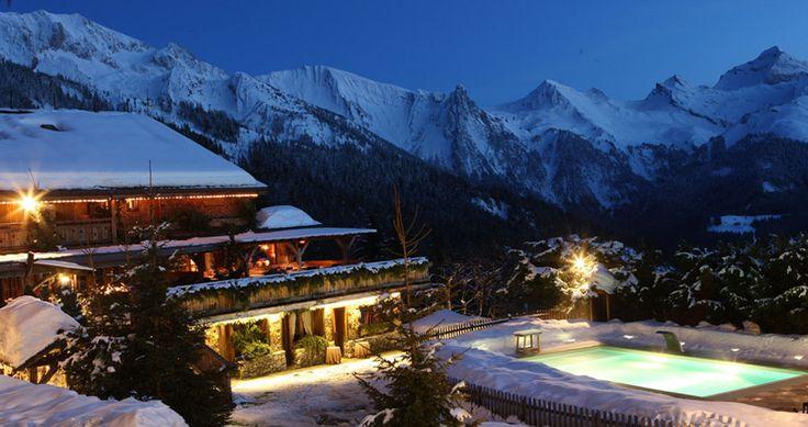 ->CHALET HOTEL DE LA CROIX FRY - SITE OFFICIEL -HOTEL 4 ETOILES LA CLUSAZ