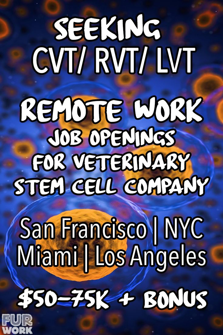 Veterinary Community Manager, Telework, Los Angeles CA USA