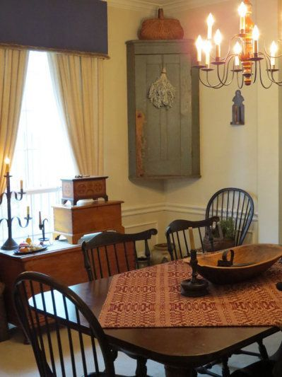 Image Result For Colonial Primitive Decor
