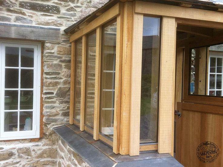 Building regulations timber frame construction for Timber frame porch addition