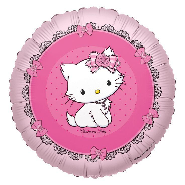 Charmmy Kitty balonek 45cm | BALONKY .CZ