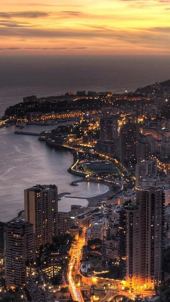 I've been to Monaco something like 15 years ago...magic place and next after Lisbon on the list of places worth going... Roll on summer