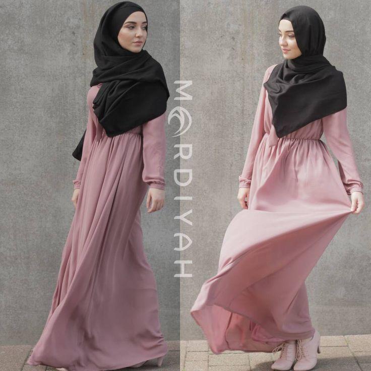 TALL Old Pink Bow-Tie Maxi Dress