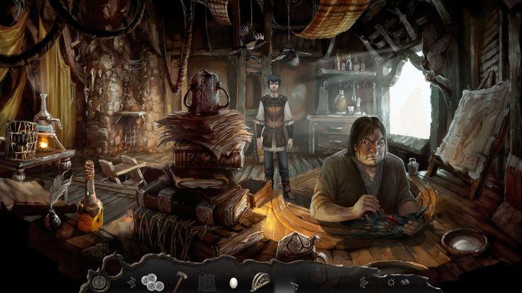 The Dark Eye: Chains of Satinav (PC DVD): Amazon.co.uk: PC & Video Games
