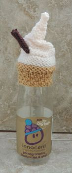 Innocent Smoothies Big Knit Hat Patterns Ice Cream