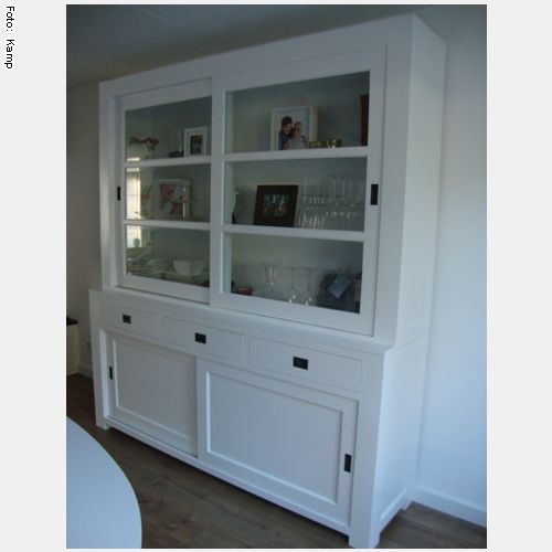 Mooie woonkamer kast : Onze kast in het wit more moodboard woonkamer ...