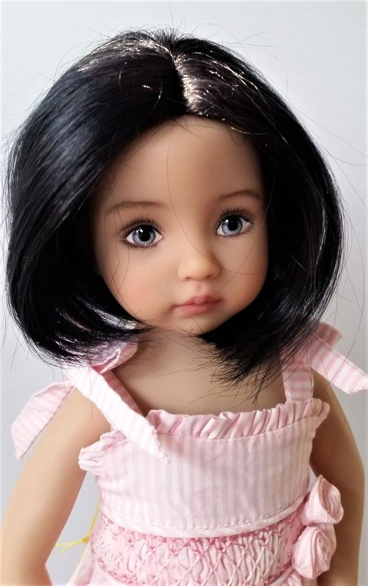 Monique doll wig size 78 alexis in 4 colors etsy doll
