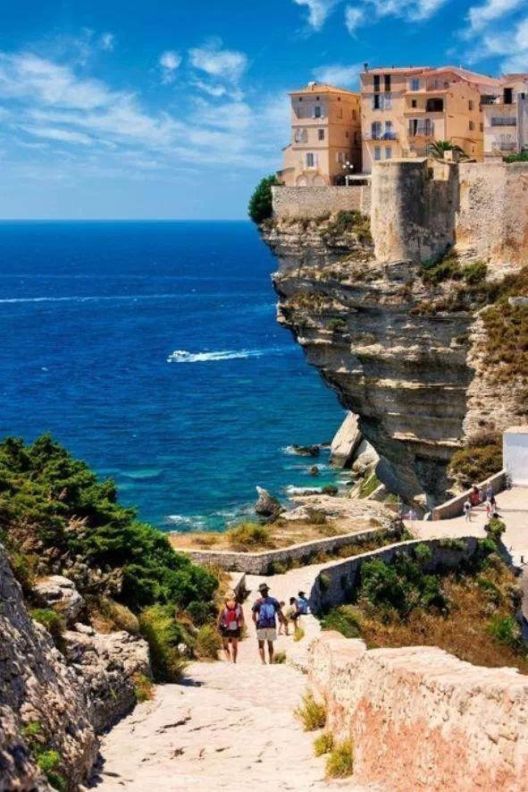 France, Corsega