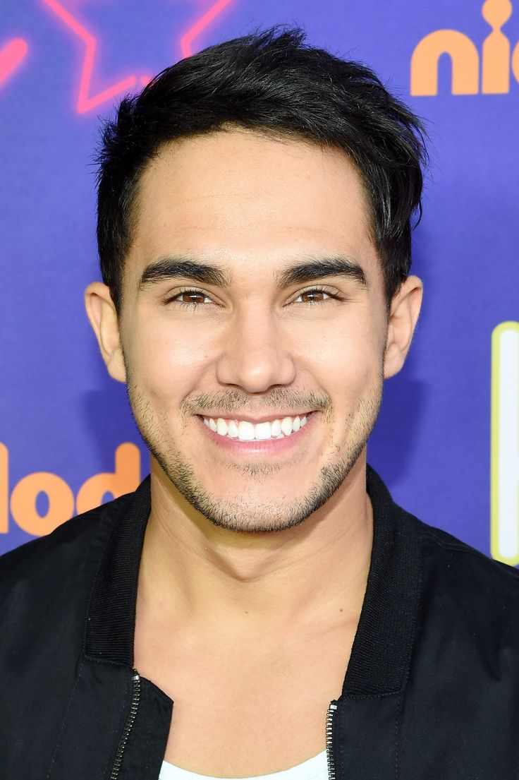 Full 'Dancing With the Stars' Fall 2015 Cast and Pros Announced - Carlos Pena, Jr. - Big Rush Singer