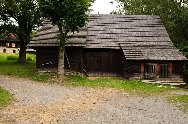 Outbuilding (Wallachian Open Air Museum, Rožnov pod Radhoštěm)