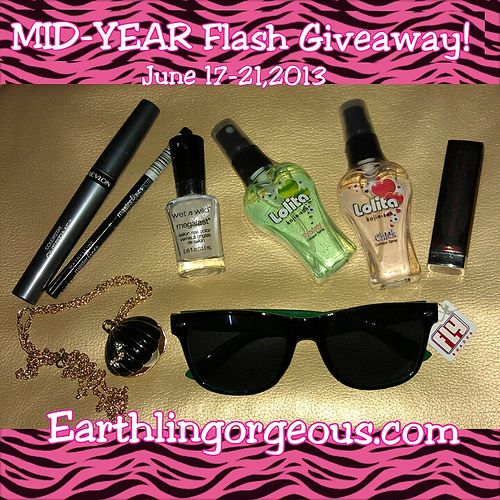 Just Because...Mid-Year Flash Giveaway!