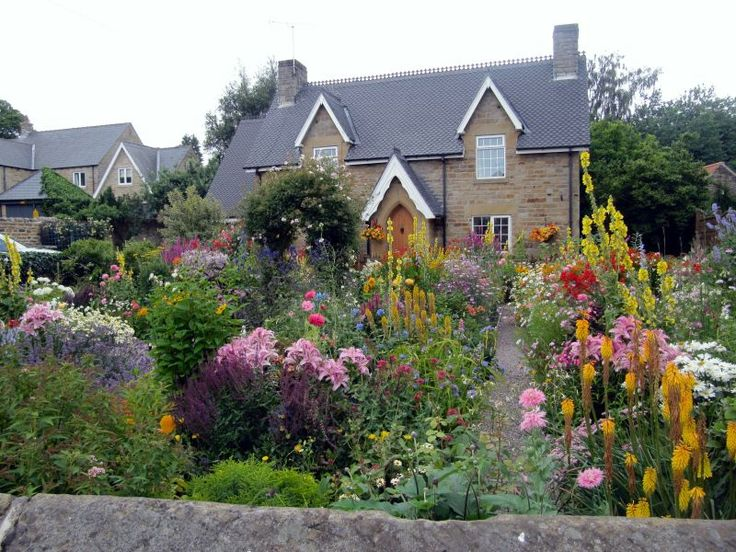 Beautiful Cottage Flower Garden 99 best flower gardening images on pinterest | flower gardening