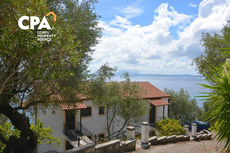 Villa for sale close to Agni, North Corfu-CPA 3662 From: http://cpacorfu.com/en/properties/3662