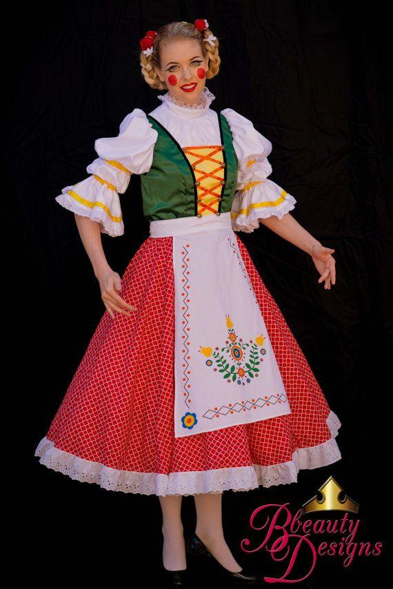 Custom Truly Scrumptious Bavarian German Chitty by BbeautyDesigns